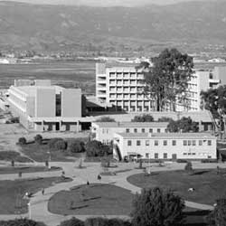 UCSB Campus, c. 1960s. University Archives Photographs collection. UArch 112.