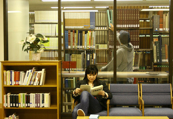 Image result for library ucsb