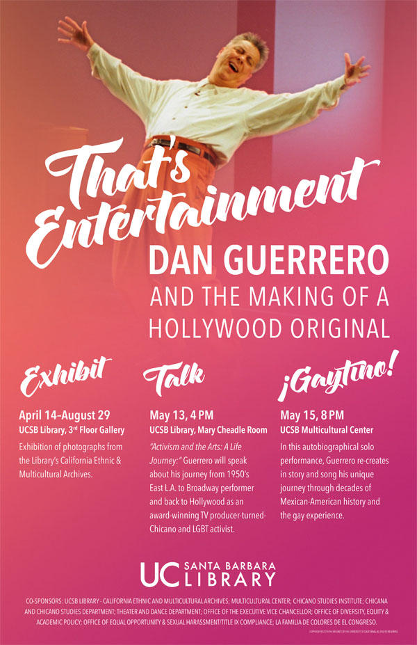 That's Entertainment Event Poster