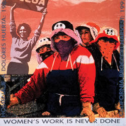 Women's Work is Never Done, Lopez
