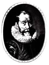 Portrait of Blaeu