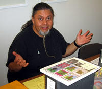 Leo Limón, Visiting Artist at CEMA May 2008