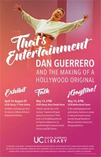 That's Entertainment Announcement Poster