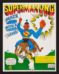 Picturing Community Exhibit - Super Manong