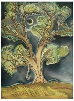 Vallejo, Sacred Oaks: Moonlight, 2002