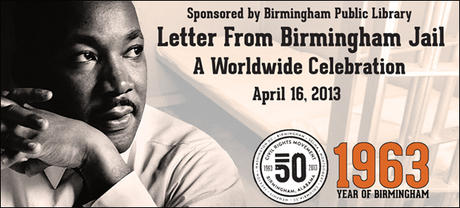 letters from a birmingham jail new display in egsl remembering martin luther king jr 12146 | BHAM Jail7