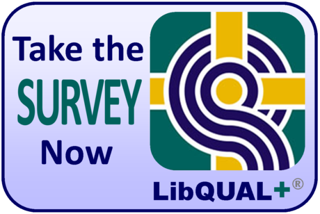"""Take the Survey"" Logo"