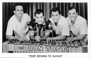 Don Tosti returns to Hawaii (1963)