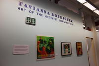 Art of the Activist Imagination exhibition