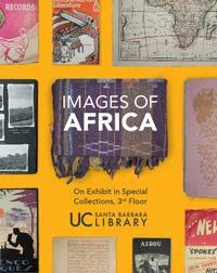 Images of Africa exhibition poster