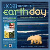 UCSB Reads poster