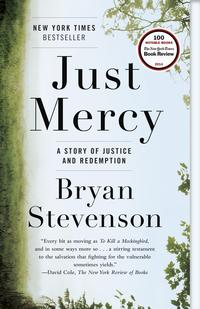 "Cover of ""Just Mercy"""