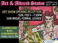 Art & Altered States