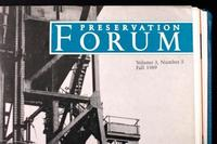 Forum Journal 3, no. 3 (1989). WEST's 500,000th volume is archived by Arizona St