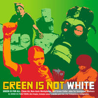 Green is Not White poster