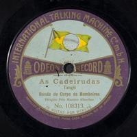 Brazilian Odeon disc