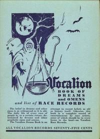 Catalog of Vocalion Race Records