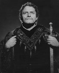 Leonard Warren as Count Luna in Il Trovatore