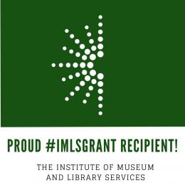 IMLS Grant Recipient Badge