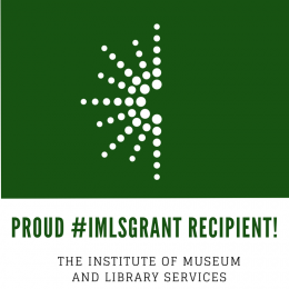 IMLS Grant Recipient Badge