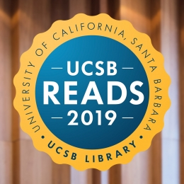 UCSB Reads 2019 Logo