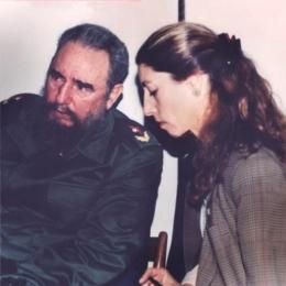 Annie Bardach interviews Fidel Castro