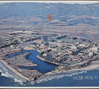 UCSB Aerial Photo 1970-71