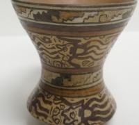 Nasca goblet, 550-570 CE