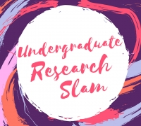Undergraduate Research Slam