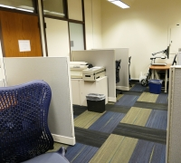 The renovated Adaptive Technology Center.