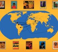 African Diaspora poster