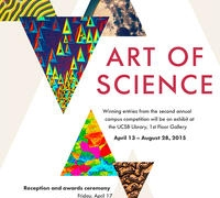 Art of Science 2015 poster