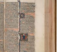 Santa Barbara Bible, 1250