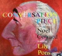 "LP cover of the complete musical play ""Conversation Piece"" by and with Noel Coward"