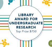 Library award for undergraduate research