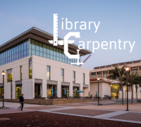 Library Carpentry Logo