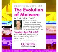 the evolution of malware flyer