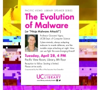 the evolution of malware flyer