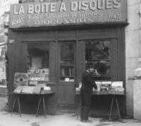 La Boîte à Disques, Paris
