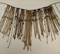 Inca stringed accounting device
