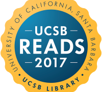 UCSB Reads 2017 Badge