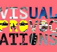 Visual Provocations Poster