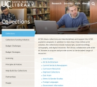 Library Website Redesign