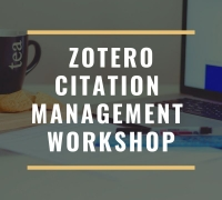 Zotero Citation Management Workshop Icon