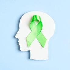 Mental Health Awareness Ribbon