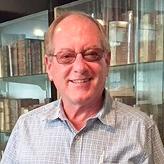 Image of UCSB Library donor, Kenneth Karmiole
