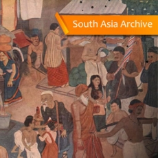 South Asia Archive
