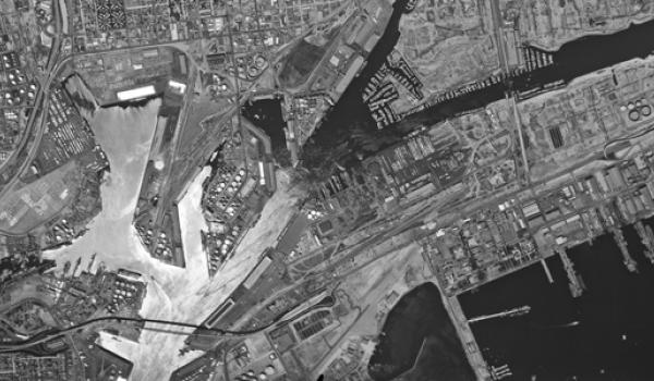 AMI LA 79 Frame 9723 Long Beach Harbor 1979