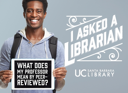 I Asked a Librarian