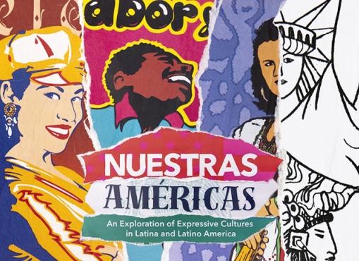 Nuestras Américas exhibition image